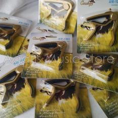 Capo Gitar Cowboy Aw1001 Gold Murah Berkualitas Import Bagus