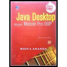 Review Cara Cepat Menguasai Java Desktop Dengan Metode Pro 00P Cd Terbaru