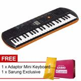 Review Casio Mini Keyboard Sa 76 Include Adaptor Indonesia