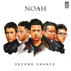 Daftar Harga Cd Noah Second Chance Musikaz