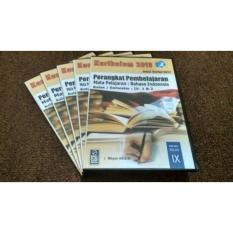 Harga Cd Rpp Bahasa Indonesia Kelas 9 Kurikulum 2013 Revisi Terbaru Seken