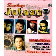 CD VARIOUS ARTIST - TEMBANG JUTAAN COPY VOL.1