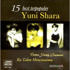 CD YUNI SHARA - 15 BEST TERPOPULER