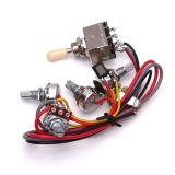Penawaran Istimewa Kabel For Gitar Elektrik Sirkuit Lp 3 Kotak Atur Pengangkatan Pemilih 2 V 2 T 1J Terbaru
