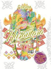 Coloring Book For Adult Nusantara: Bangka Belitung- Lampung- Maluku- Riau Kepri-