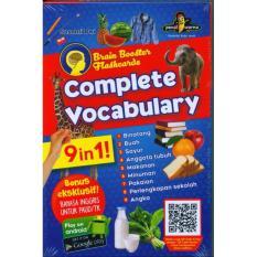 Complete Vocabulary 9 in 1 - Buku Pendidikan Anak TK & PAUD