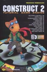 CONSTRUCT 2 - TUTORIAL GAME ENGINE - DISERTAI CD GRATIS - RICKMAN ROE