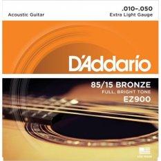 Jual Beli D Addario String Guitar Senar Gitar Classic Extra Light Ez900 Baru Indonesia