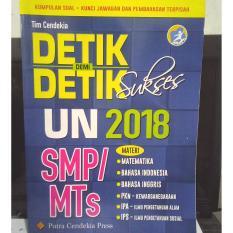 Promo Detik Demi Detik Smp 2018 Murah