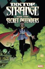 Doctor Strange And The Secret Defenders (Marvel Graphic Novel) [Ebook]
