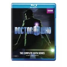 Doctor Who: Keenam Lengkap Series (Blu-ray)-Intl