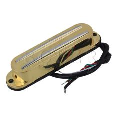 Spesifikasi Rel Ganda Humbucker 4 Kabel Seadanya For Gitar Elektrik Emas Dan Harganya