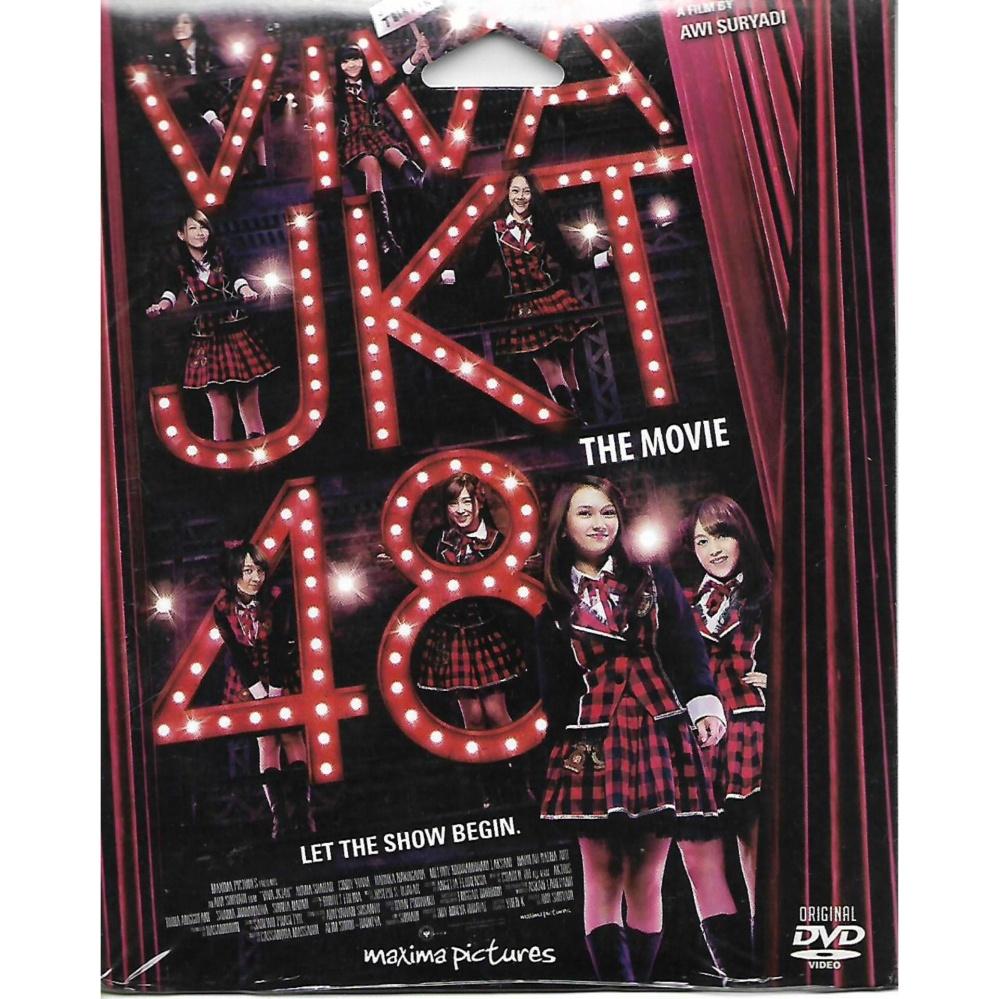 Harga preferensial DVD Viva JKT 48 The Movie terbaik murah - Hanya Rp26.775