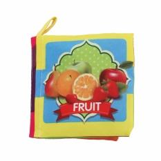 Eelic Ayi-Bu04 Fruit Baby Book Kain By Indoelic.