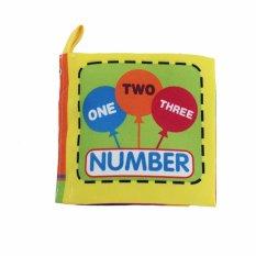 EELIC AYI-BU04 NUMBER Baby Book Kain