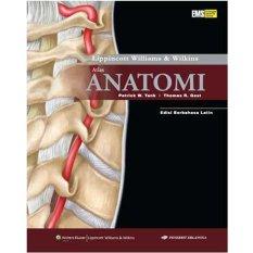 Harga Erlangga Buku Atlas Anatomi Satu Set