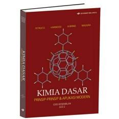 Erlangga Buku - Kimia Dasar : Prinsip & Aplikasi Modern JL.2 Ed.9