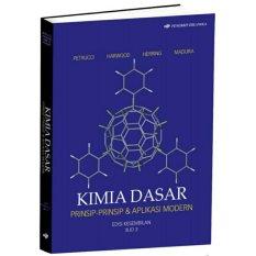 Beli Erlangga Buku Kimia Dasar Prinsip Aplikasi Modern Jl 3 Ed 9 Lengkap