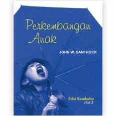 Jual Erlangga Buku Perkembangan Anak Jl 2 Ed 11 John W Santrock Online