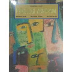 Dapatkan Segera Erlangga Buku Psikologi Abnormal Jl 1 Ed 5 Jeffrey S Nevid