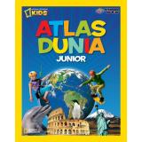 Cara Beli Erlangga National Geographic Kids Atlas Dunia Junior