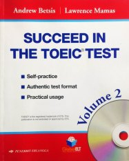 Erlangga - Succeed In The Toeic Test Volume 2 By Bukutoeflcom Group.