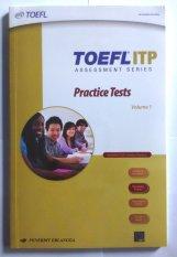 Toko Erlangga Toefl Itp Assesment Series Vol 1 With Cd Terdekat