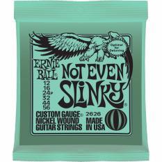 Harga Ernie Ball Senar Gitar Elektrik Not Even Slinky 2626 Fullset Murah