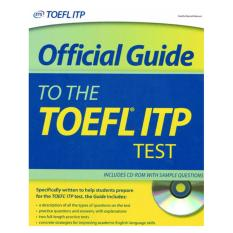 Ets Official Guide To The Toefl Itp Test + Cd By Bukutoeflcom Group