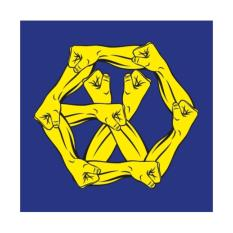 Promo 엑소 Exo 4집 리패키지 The War The Power Of Music Korean Ver Murah