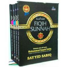 Promo Fiqih Sunnah Sayyid Sabiq 1 Set 5 Buku Murah
