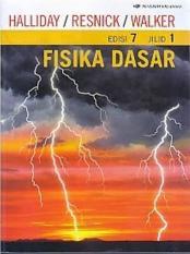 FISIKA DASAR JILID 1 - HALLIDAY - BUKU MIPA B61