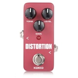 Harga Flanger Darieldrin Distorsi Mini Guitar Effect Pedal Aksesori Darah International Asli Not Specified