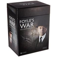 Foyles War: The Complete Saga - intl