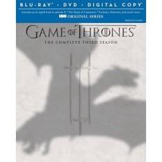 Game of Thrones: Season 3 (Blu-ray/DVD Combo + Digital Copy) - intl