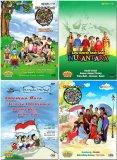 Gema Nada Pertiwi Paket Dvd Lagu Anak Indonesia Original