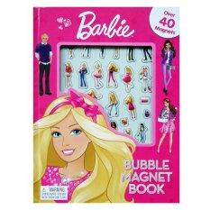 Harga Genius Buku Anak Genius Mattel Barbie Bubble Magnet Book With Over 40 Bubble Magnets Lengkap