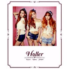 Diskon Girls Generation Snsd Tts Holler 2Nd Mini Album Intl Indonesia