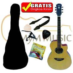 gitar akustik apx 500i   custom yamaha