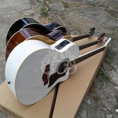 Gitar Akustik Elektrik Taylor Eq7545r Komplit