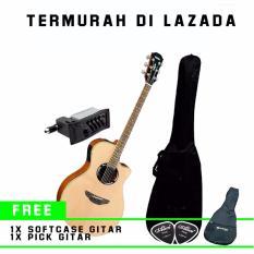 Gitar Akustik Elektrik Yamaha APX500ii Grade A