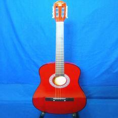Gitar Akustik Kapok Merah MG 0106 ORI