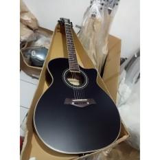 Gitar Akustik Taylor Kualitas Oke Finising Rapi