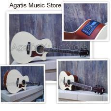 Gitar Audi Natural Aw5 Cowboy Gitar Akustik Elektrik Murah Di Jakarta