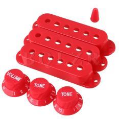 Jual Gitar Listrik Plastik 4 8 5 5 2 Cm Ambil Selimut Merah Branded