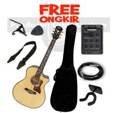 GITAR TYLOR HIGH CLASS (gitar tylor, tylor akustil, gitar tylor, gitar akustik elektrik, gitar. nec