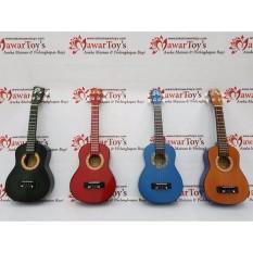 Jual Gitar Ukulele Kentrung 4 Senar Nylon Merk Shen Shen Original Branded