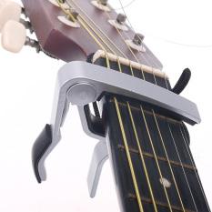 Gitar Cepat Perubahan Penjepit Capo Gitar Capo