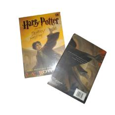 Toko Harry Potter And The Deathly Hallows Harry Potter Dan Relikui Kematian J K Rowling Soft Cover Original Online