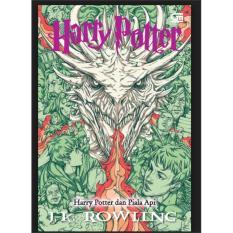 Harry Potter Dan Piala Api - Cover Baru